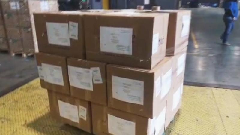 Медицинский инвентарь отправили в Казахстан турецкие бизнесмены