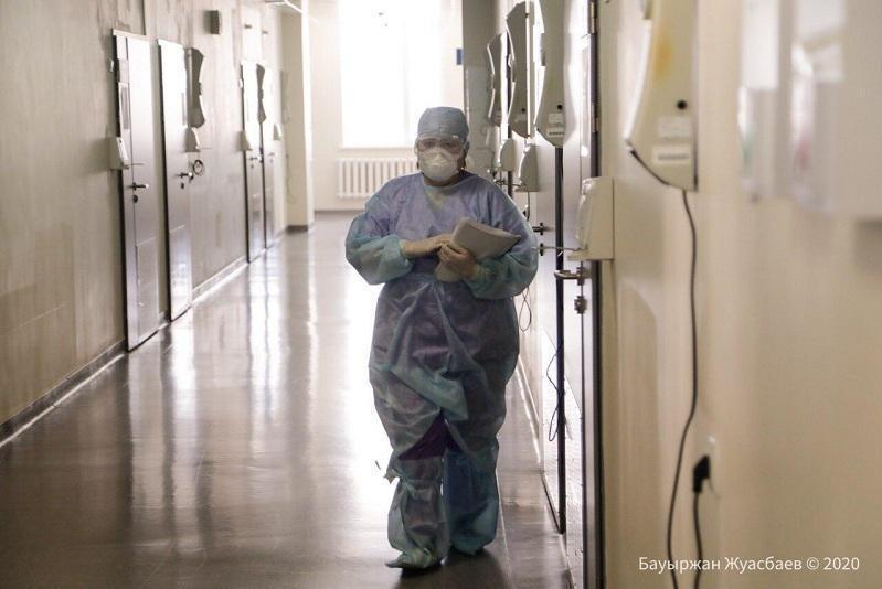 Студенттер, медқызметкерлер: Атырау облысында коронавирустың жаңадан 6 жағдайы анықталды