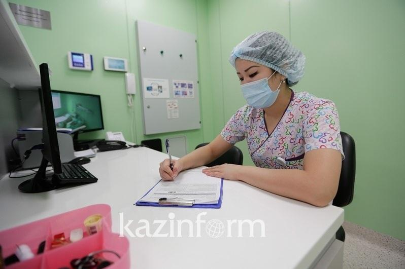 Outpatient Clinic No2 in Nur-Sultan to operate 24/7