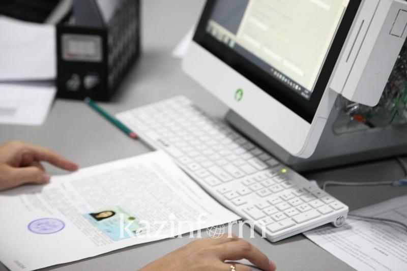 В Актобе окно выдачи готовых документов открыто только в одном ЦОНе