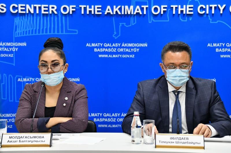 В Алматы определено специальное место для захоронения людей, умерших от COVID-19