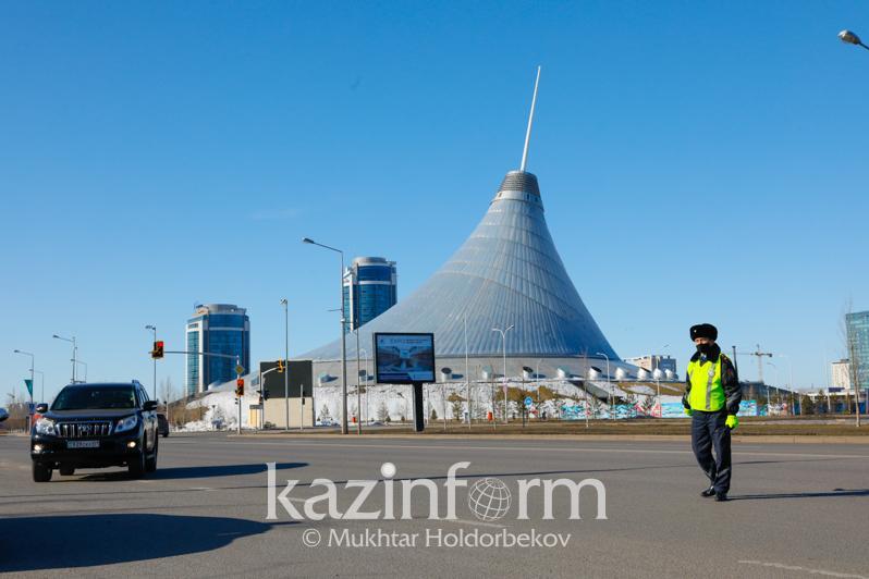 Казахстанцы стали меньше нарушать карантинный режим