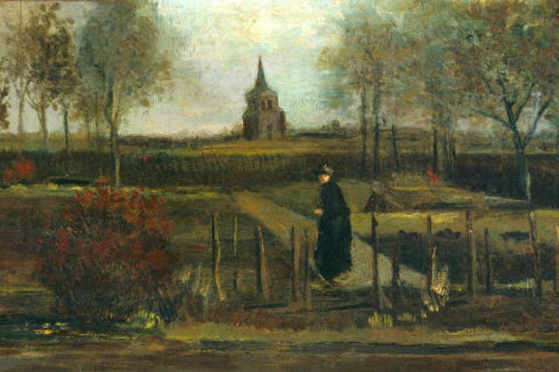 Из закрытого на карантин нидерландского музея украли картину Ван Гога