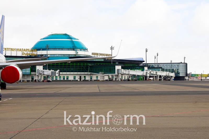 努尔苏丹机场将停止所有客运航班降落