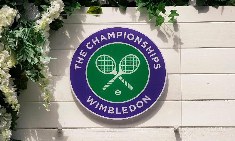 受新冠肺炎疫情影响,温布尔登网球锦标赛取消