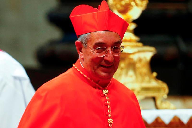 Коронавирус диагностирован у кардинала-викария Рима