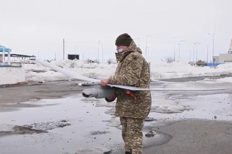 Беспилотниками усиливают карантинные блокпосты в Казахстане