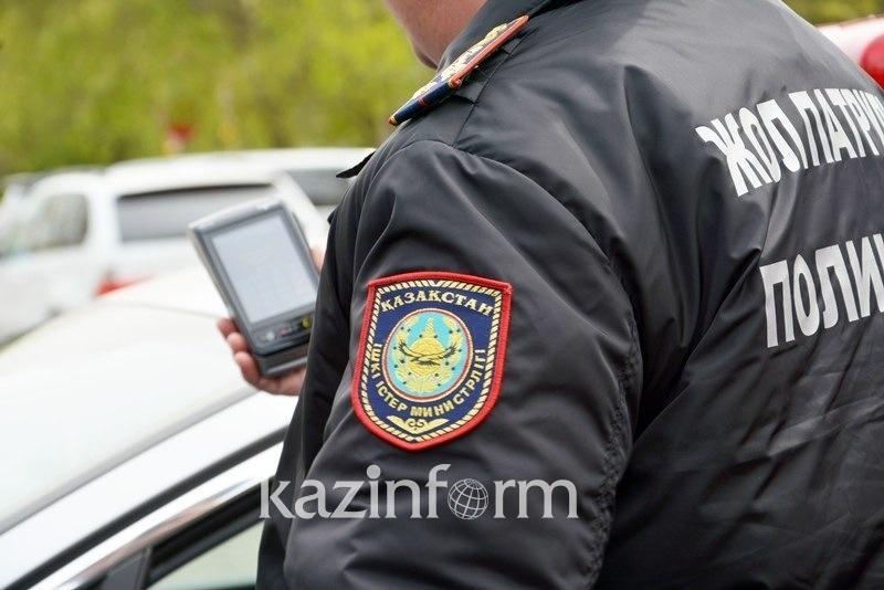 Павлодарские полицейские выявили более 100 нарушений режима ЧП
