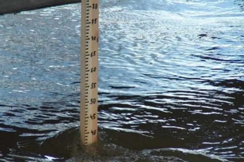 В шести областях ожидаются подъемы уровня воды в реках
