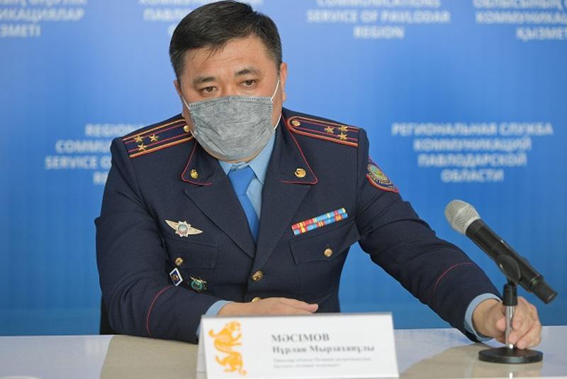 Павлодар облысында қай жерлерге блок бекет қойылатыны айтылды
