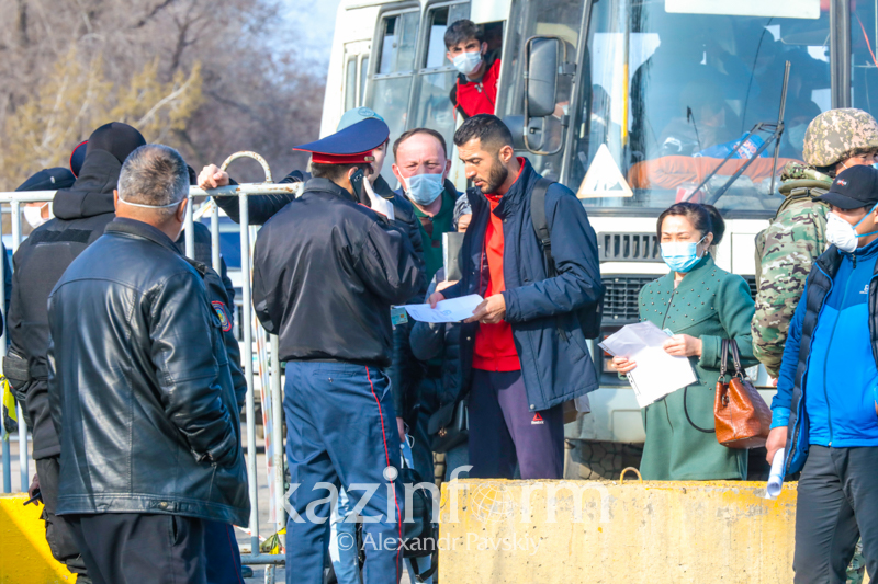 Kazakhstan to hit those breaking quarantine with KZT25,000 fines