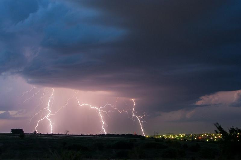 Thunderstorm to hit Mangistau rgn Apr 1