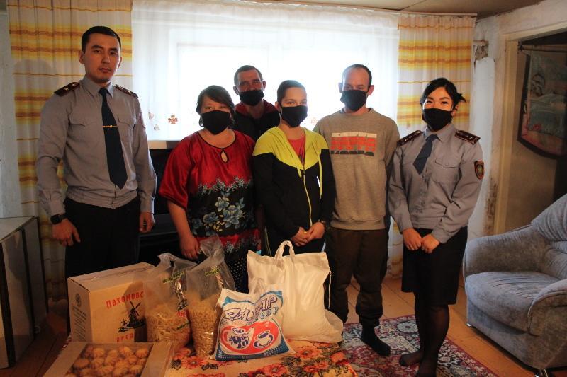 #БізБіргеміз: В Павлодарской области оказали помощь семье осужденного