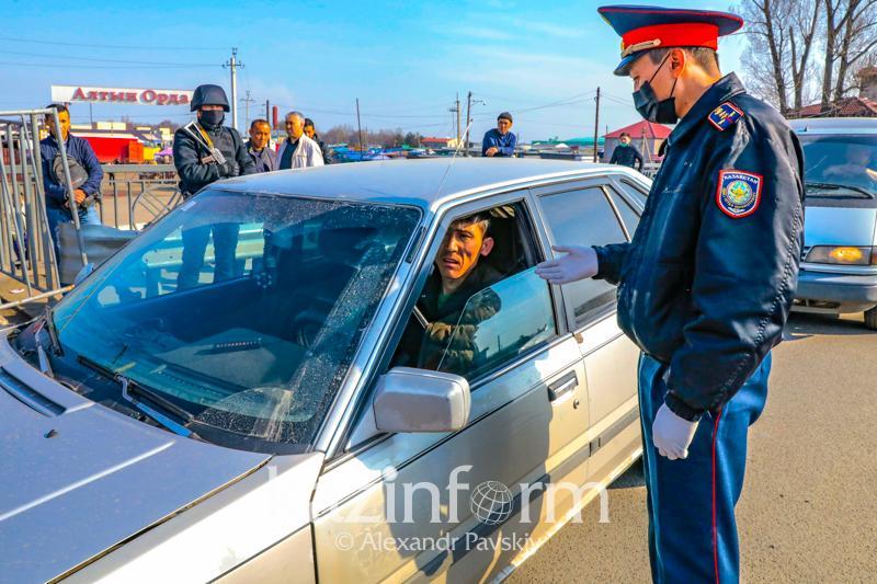 Ограничение на передвижение по городу вводится в Петропавловске