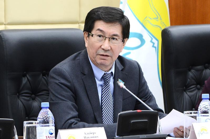 Бейбит Мамраев возглавил Комитет по социально-культурному развитию Мажилиса