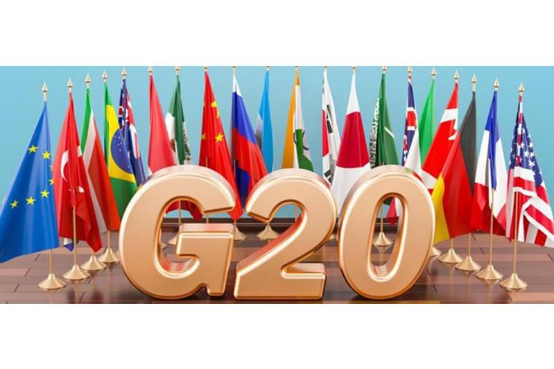G20 leaders discuss 'virtually' impact of COVID-19 on international trade, investment
