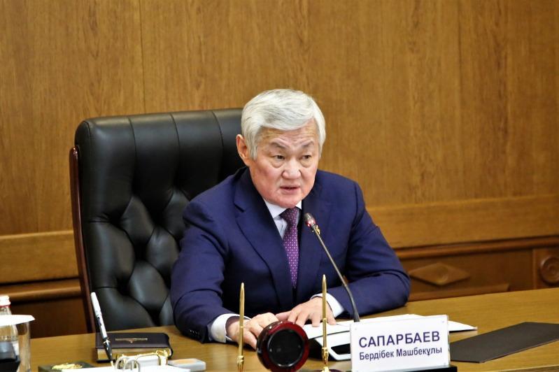 Бердібек Сапарбаев: Азық-түлік бағасының негізсіз өсуіне жол бермеу қажет