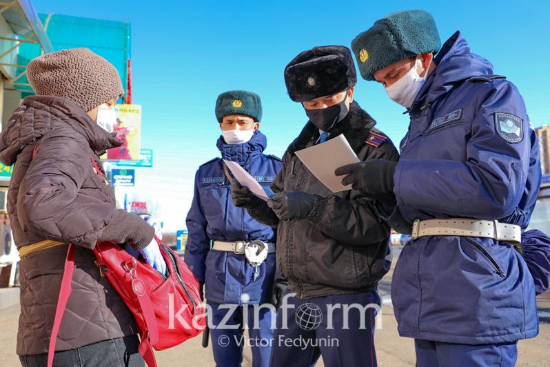 Репортаж с улиц: Как жители города Нур-Султана соблюдают карантин