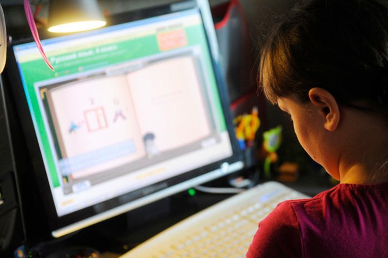 Компьютеры передают для дистанционного обучения школьникам в СКО