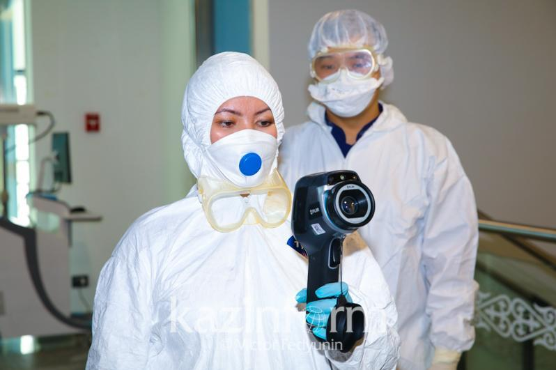 Kazakhstan to quarantine all arrivals from abroad