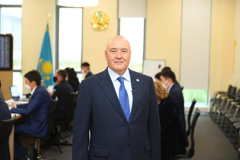 Умирзак Шукеев выступил с обращением к жителям региона