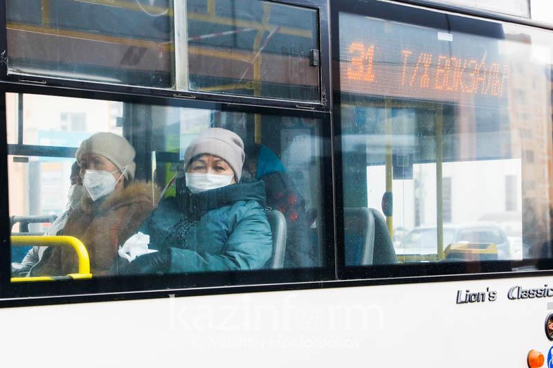 Режим ЧП: Костанайцев предупредили о масочном режиме в автобусах и такси