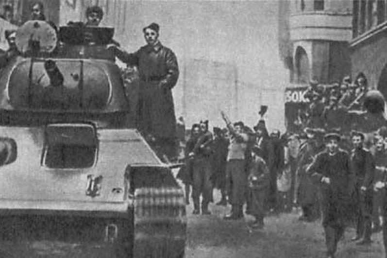 38 ДНЕЙ ДО ПОБЕДЫ:наступление на Братиславу