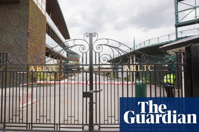 Wimbledon 2020 cancelled in response to coronavirus pandemic