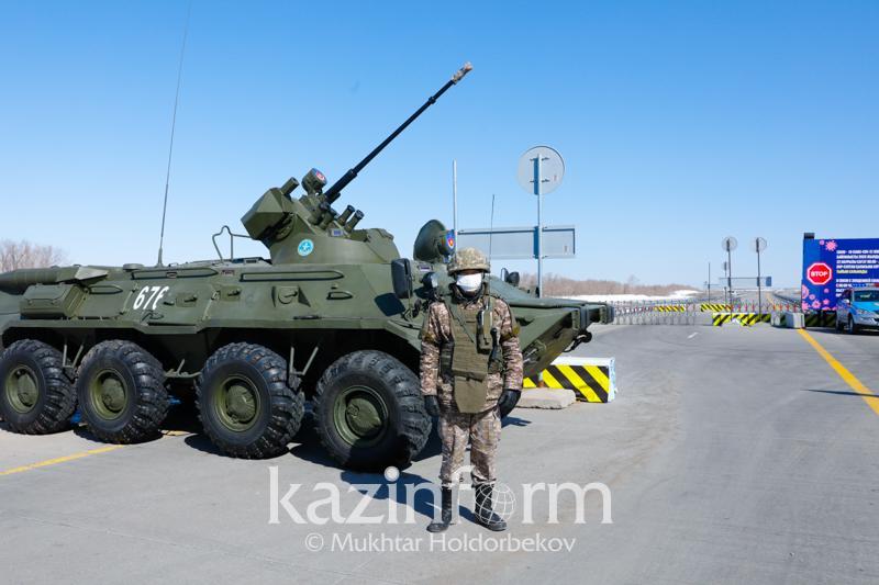 Карантин с 3 апреля объявили в Петропавловске