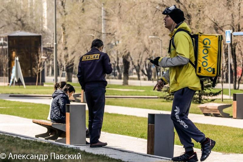 В Алматы появится бесплатная доставка продуктов и лекарств