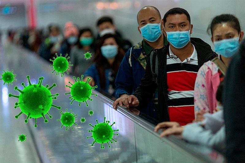Власти Китая акцентируют внимание на бессимптомных носителях COVID-19