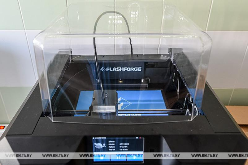Belarus to use 3D printers to produce PPE