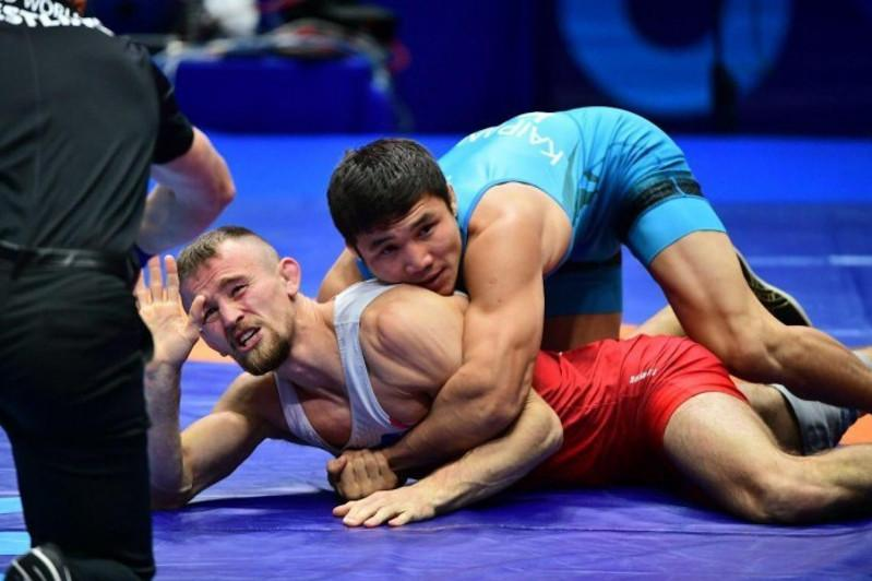 Четыре казахстанских «вольника» вошли в топ-3 рейтинга UWW