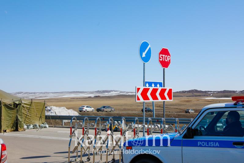 Shymkent to impose quarantine Apr 4