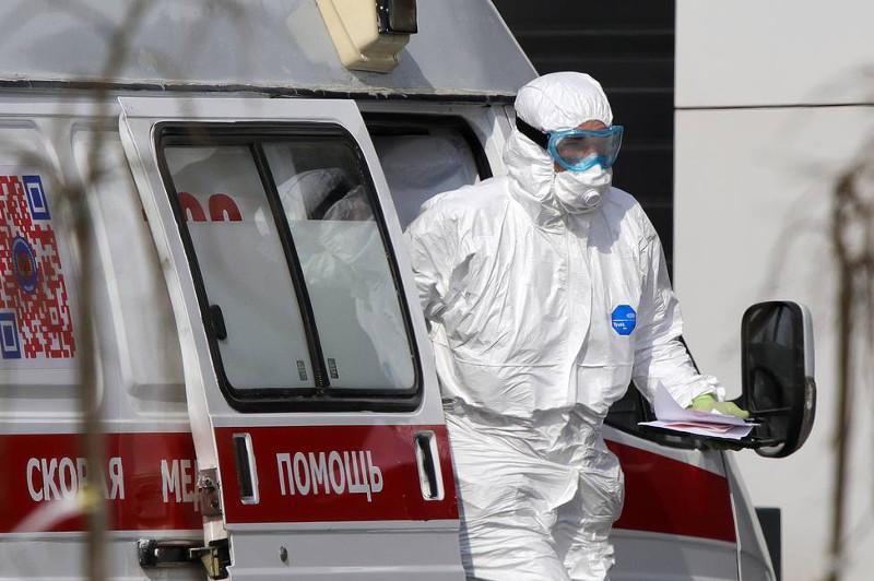 Coronavirus cases in Russia surpass 4,100
