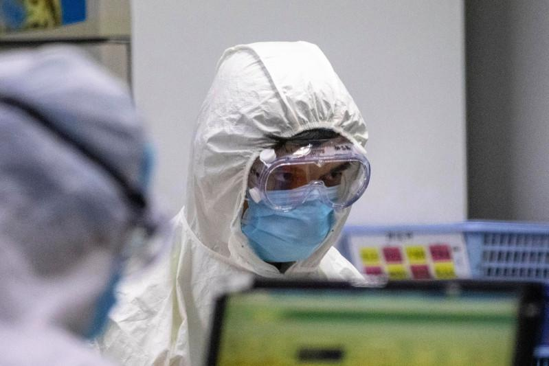 В числе заболевших коронавирусом в Туркестанской области - маленький ребенок