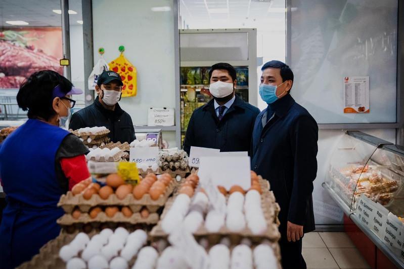 Ряд супермаркетов реализуют продукты без торговой наценки в столице