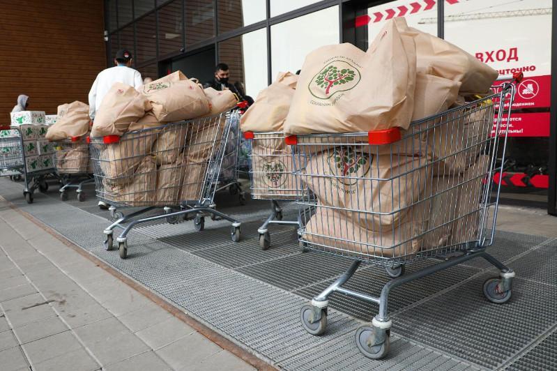 Алматыда 4,7 мыңнан астам аз қамтылған отбасына әлеуметтік көмек көрсетілді
