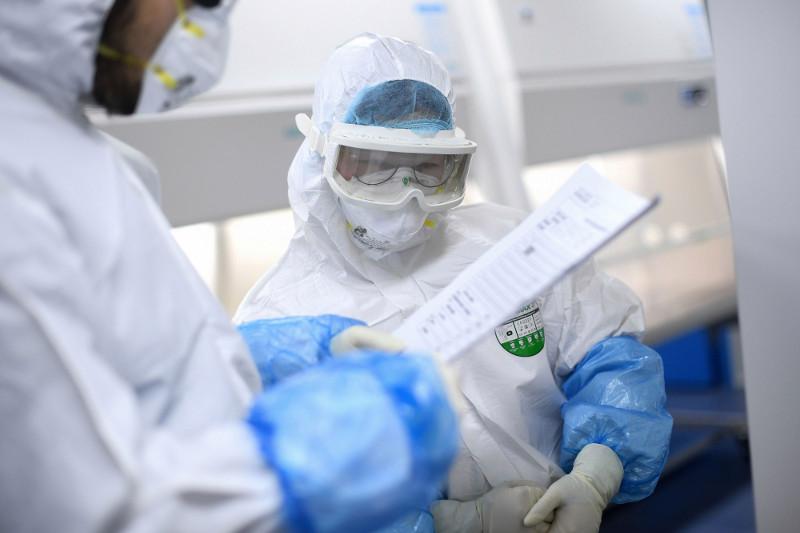 В столице выписан еще один вылечившийся пациент от коронавируса