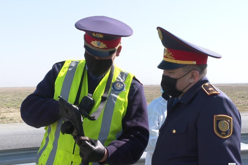 Түркістан облысының бас полицейі тұрғындарға шектеу шараларын түсіндірді