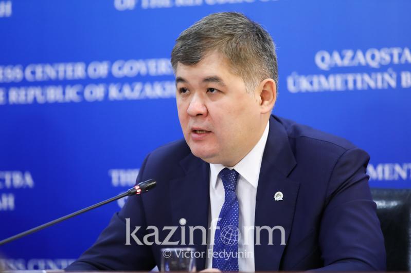 Карантинные меры снизили темпы распространения коронавируса в РК с 52% до 12% - Елжан Биртанов