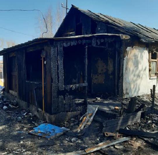 Два брата спасли из огня соседей в Усть-Каменогорске