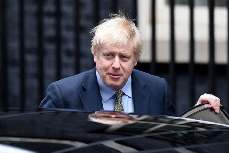 UK premier admitted to hospital as 'precautionary step'
