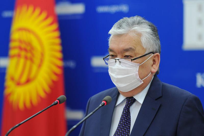 Kyrgyzstan reports 216 coronavirus cases
