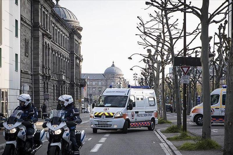 France: Death toll from COVID-19 hits 8,078