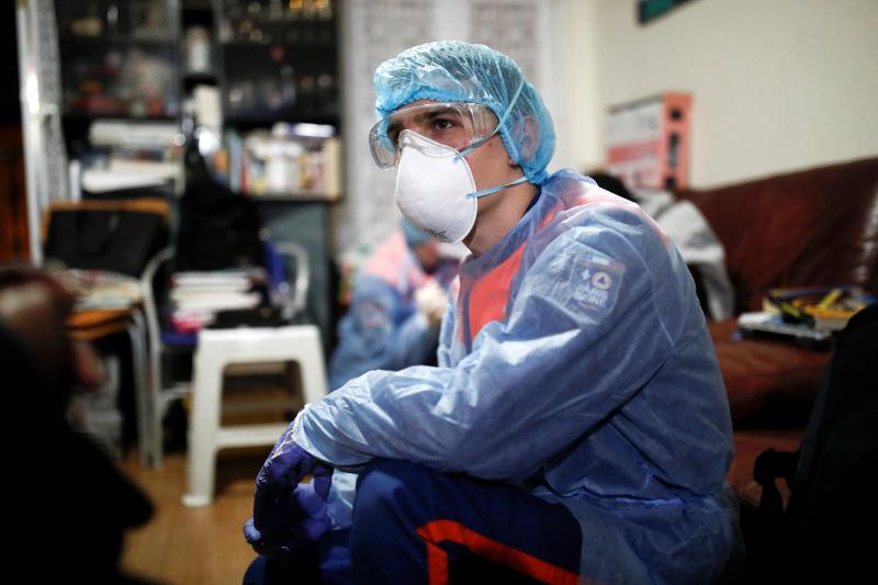 France asks S. Korea to share knowhow from fight against coronavirus