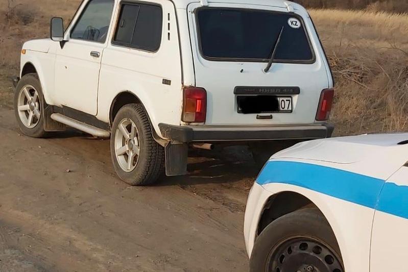 Водителя под воздействием наркотиков задержали в ЗКО