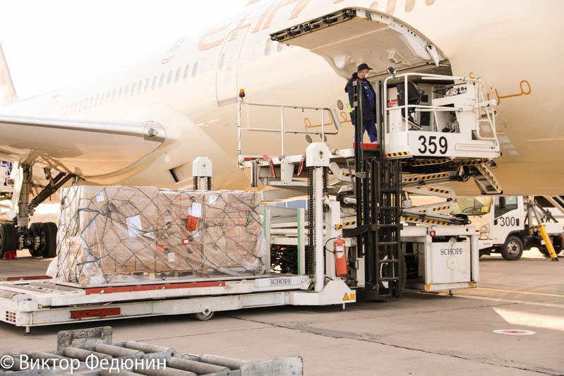 БАӘ Қазақстанға 13 тоннаға жуық гуманитарлық жүк жіберді