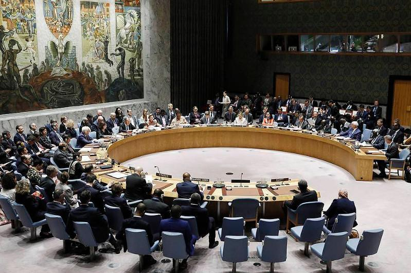 UN Security Council to discuss coronavirus pandemic on Thursday