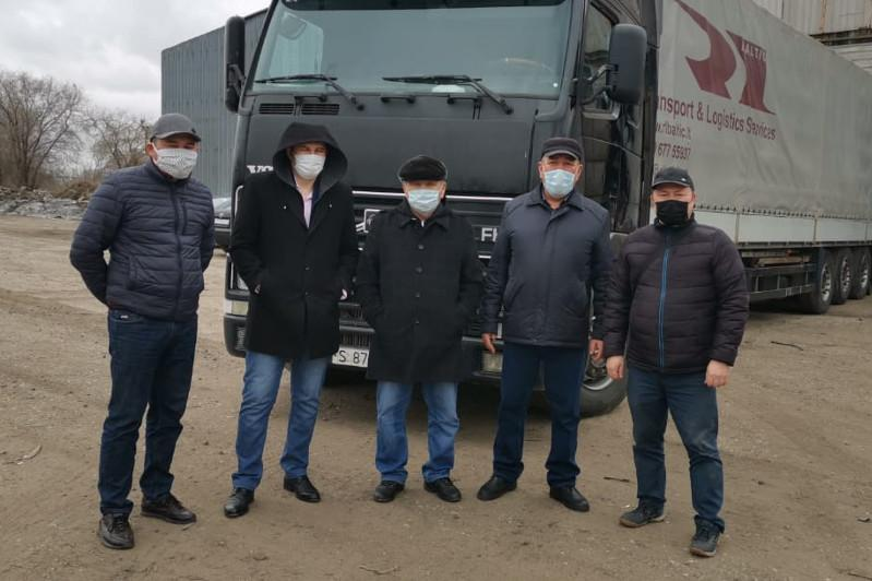 Yertis Agro SEC provides 32 t of humanitarian aid for needy residents of Nur-Sultan